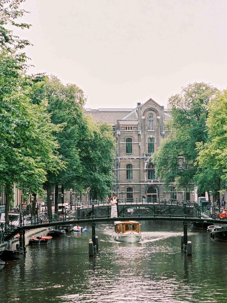 Amsterdam Engagement Photographer | Film & Fine Art