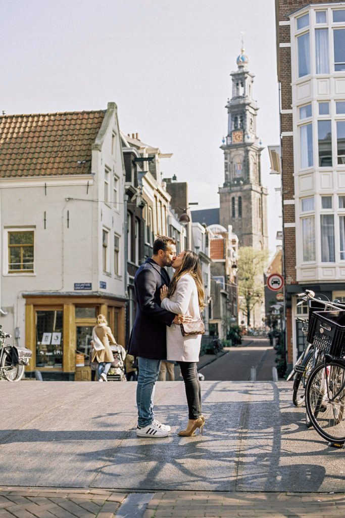 Couple Anniversary Photo Session Amsterdam & tulip fields | Rox and San Photography