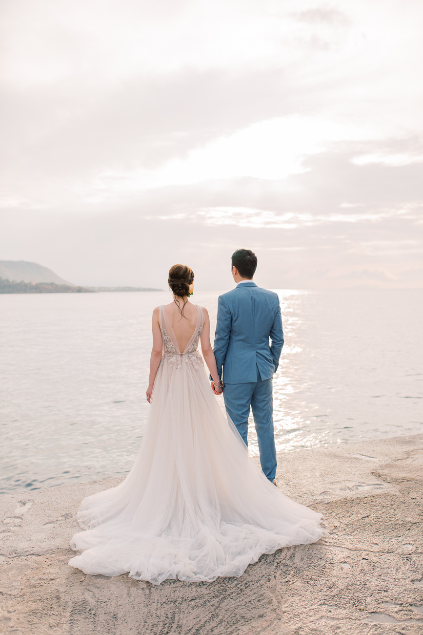 Pre-wedding photo shoot Palermo Sicily Cefalù | Rox and San Photo & Video
